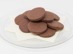 Biscotti al cioccolato perfetti