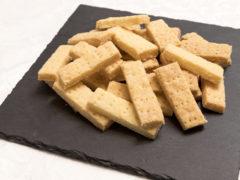 Biscotti shortbread