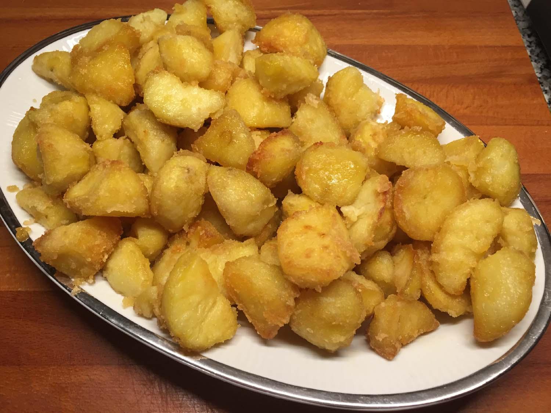 Le patate perfette di nigella lawson pirottini e for Quando seminare le patate